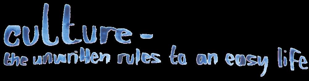 Lone Eaters Culture Unwritten Rules