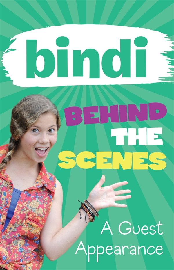 Bindi Behind The Scenes 3: A Guest Appearance Bindi has a guest appearance on a smash hit US TV show called Riding High, a program based around an exclusive Los Angeles horse riding school. Savannah, Taylor and Andrew are the three teens who feature in each week's episode, and it becomes apparent to Bindi that there is a lot going on, both on set and off, among the three stars. With a big fashion opening night coming up, Bindi gets a chance to show that being proud of who you are and what you stand for is more important than what you're wearing.