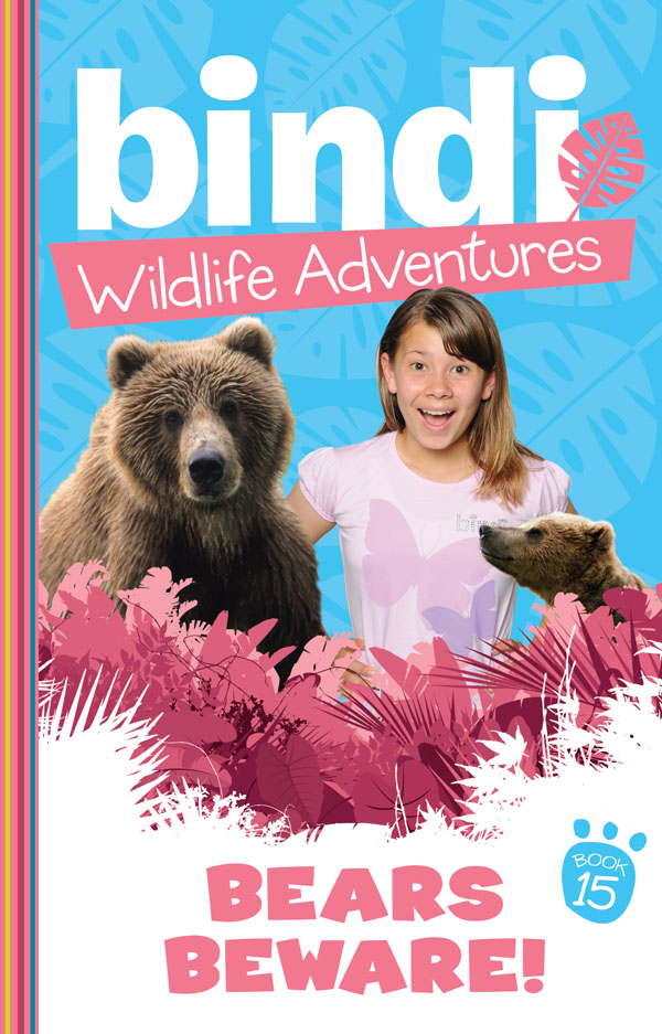 Bindi Wildlife Adventures 15: Bears Beware! A chance to see the famed Kodiak bear in Alaska is hampered by some bear hunters who are more interested in destroying life than preserving it. Bindi and her friend Katrina will stop at nothing to make sure the magnificent bears remain safe, but mother nature has plans of her own…