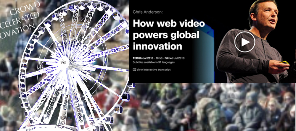Created presentations for TED CEO's talks including the first Prezi used for a TED talk: How web video powers global innovation 1+ million views