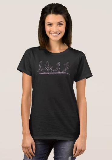 Marathon Runners T-Shirt