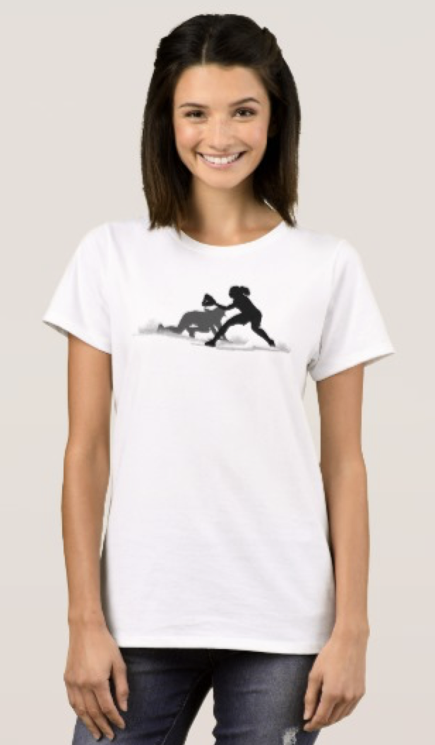 Softball Pickoff T-Shirt