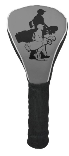 Father and Son Golfing Golf Head Cover