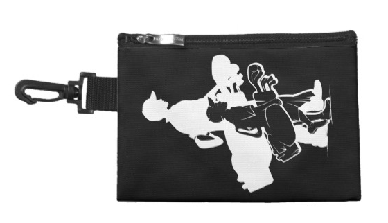 Father and Son Golfing Accessories Bags