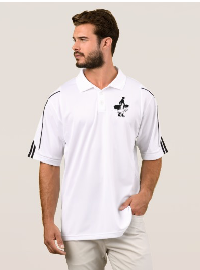 Father and Son Golfing Polo Shirt