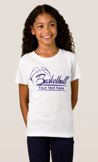 Basketball Banner T-Shirt