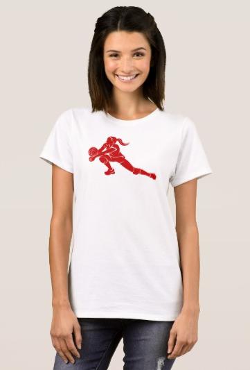 Volleyball Dig Girl T-Shirt