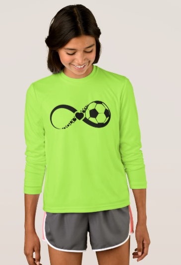 Soccer Love Infinity T-Shirt