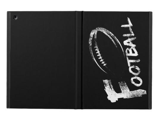 Football Grunge Streaks iPad Air Case
