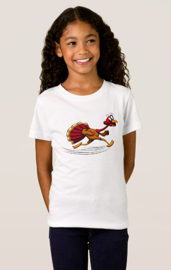 Turkey Running T-Shirt