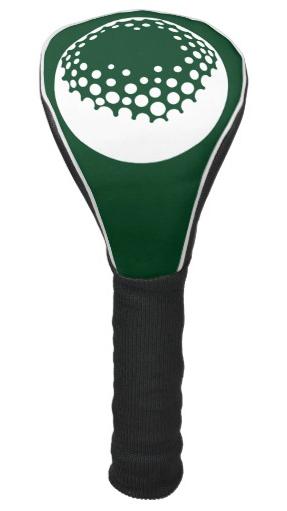 Golf Ball Golf Head Cover