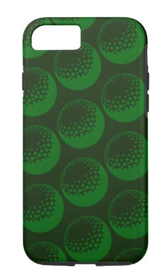Golf Ball iPhone 8/7 Case
