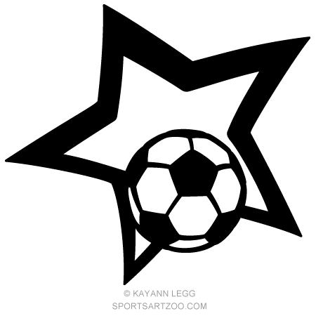 Soccer Designs Sportsartzoo