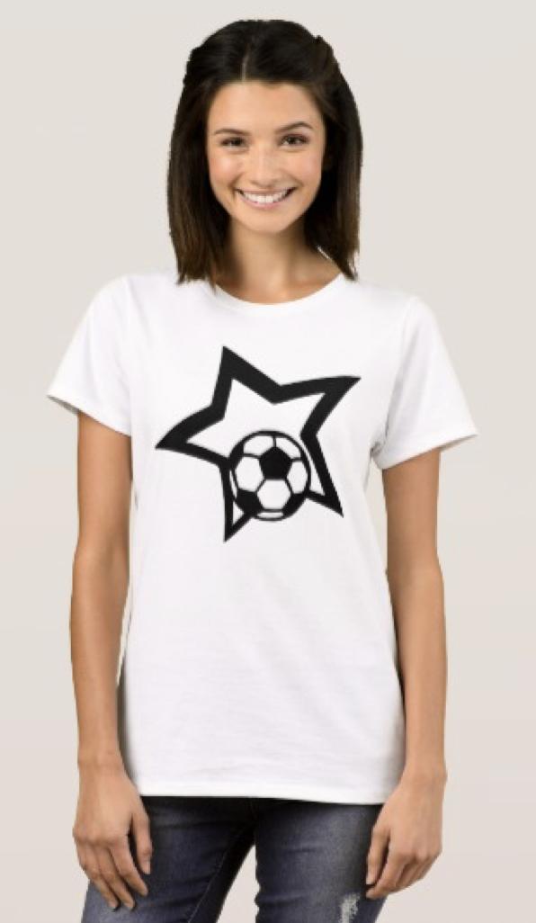 Soccer Star T-shirt