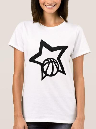Basketball Star T-Shirt