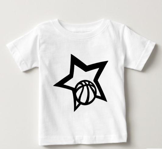 Basketball Star Baby T-Shirt