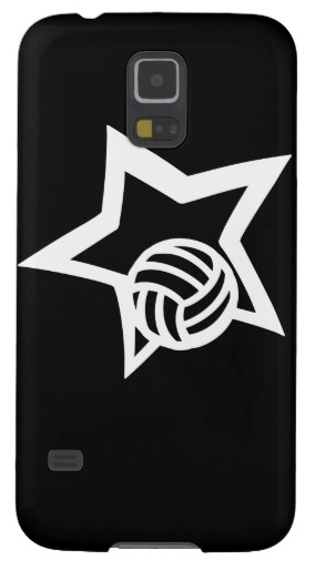 Volleyball Star Case For Galaxy S5
