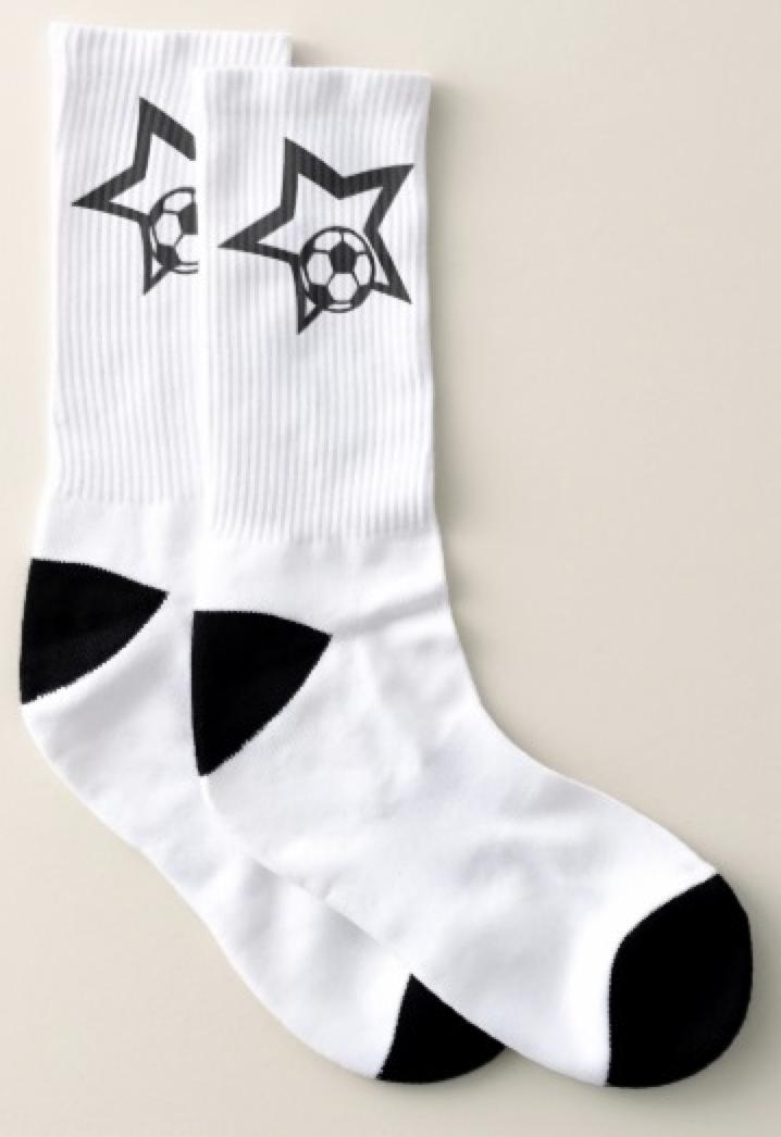 Football Star Socks