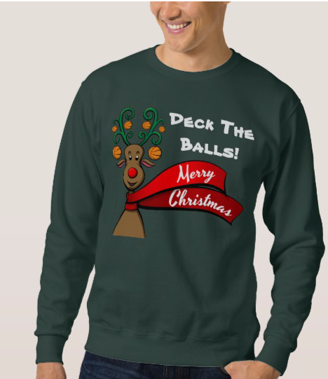 Deck the balls