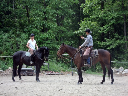 clinic chris ellsworth horsemanship