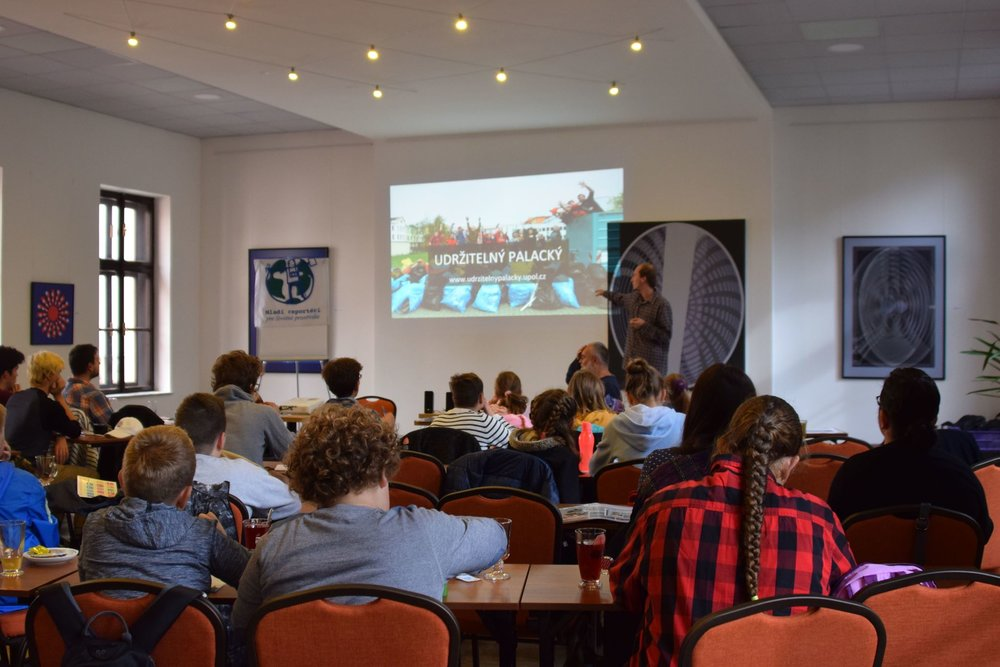 Presentation by Tadeáš Žďárský - Young people as a driving force for sustainable future.jpg