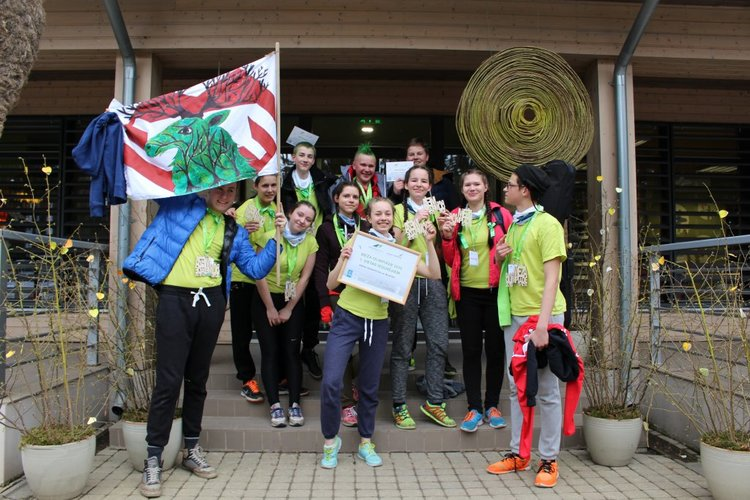 Friendship wins in the finals of Forest Olympics 2016