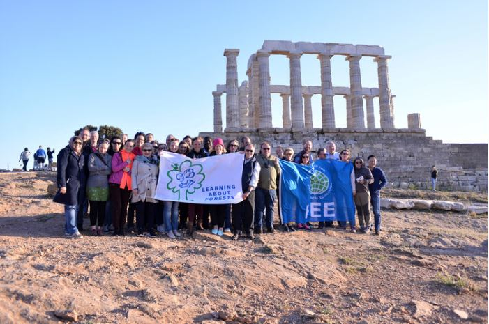 LEAF National Operators Meeting 2018 in Lavrio (Greece)