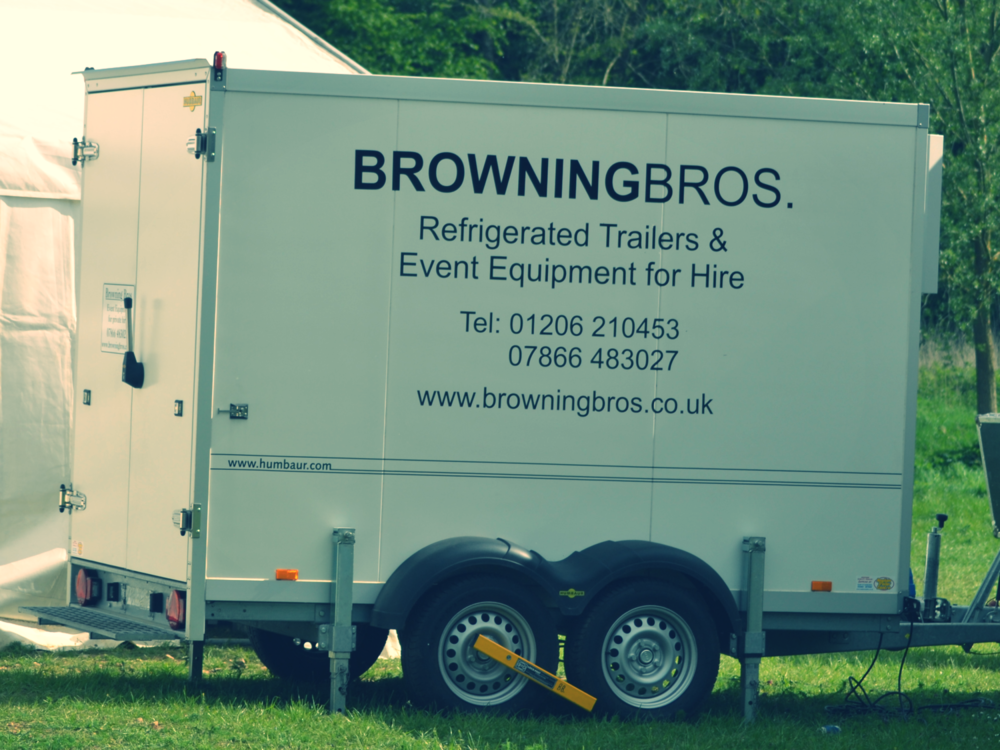 REFRIGERATED TRAILER HIRE ESSEX