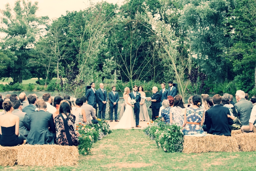 Wild weddings at Chalkney Water Meadow