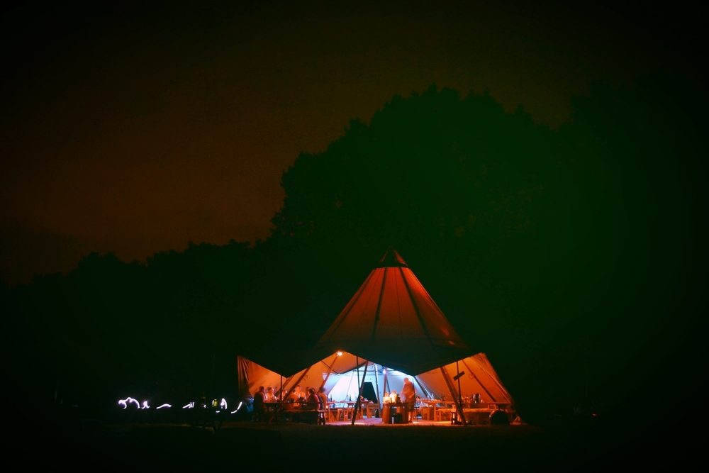 Quirky Tipis