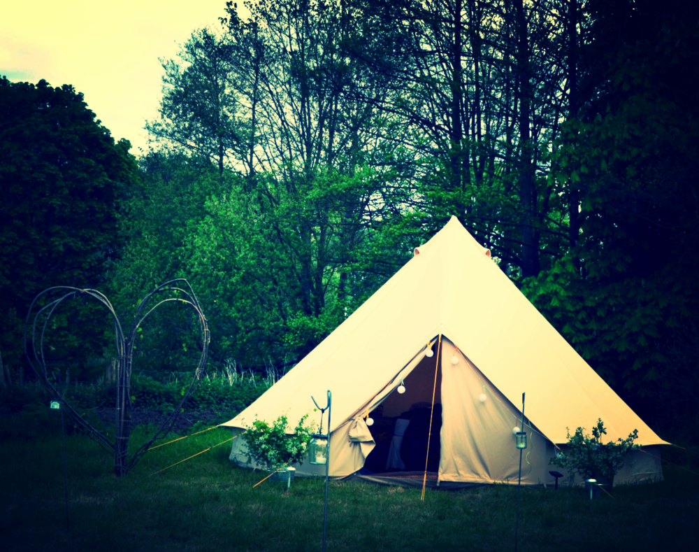glamping holiday essex