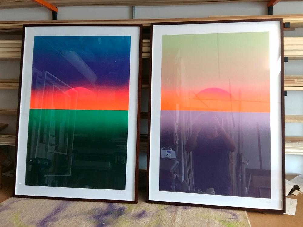 Neon Moonrise Phase 1 +2 - Heretic Studio