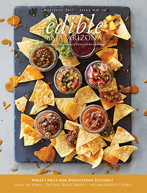 Edible Baja Arizona editor Megan Kimble reveals the wide-ranging, community-wide vision of food in Tuscon that helped the city earn a recent UNESCO World Food Heritage Designation.