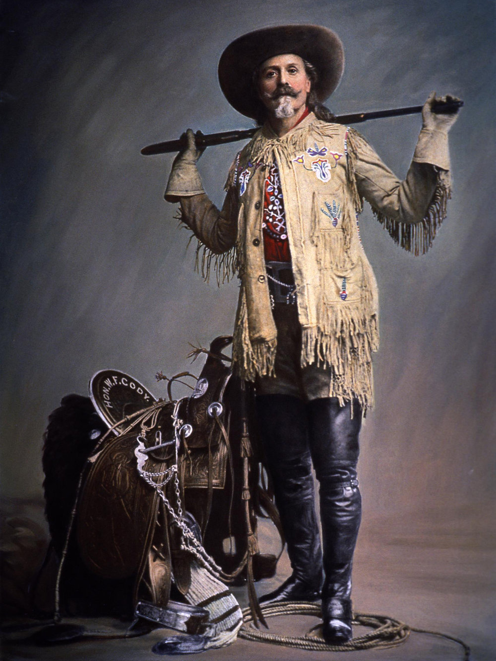 Buffalo Bill Portrait with saddle photobb-02.jpg