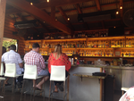 Bravas Tapas Bar, Healdsburg.