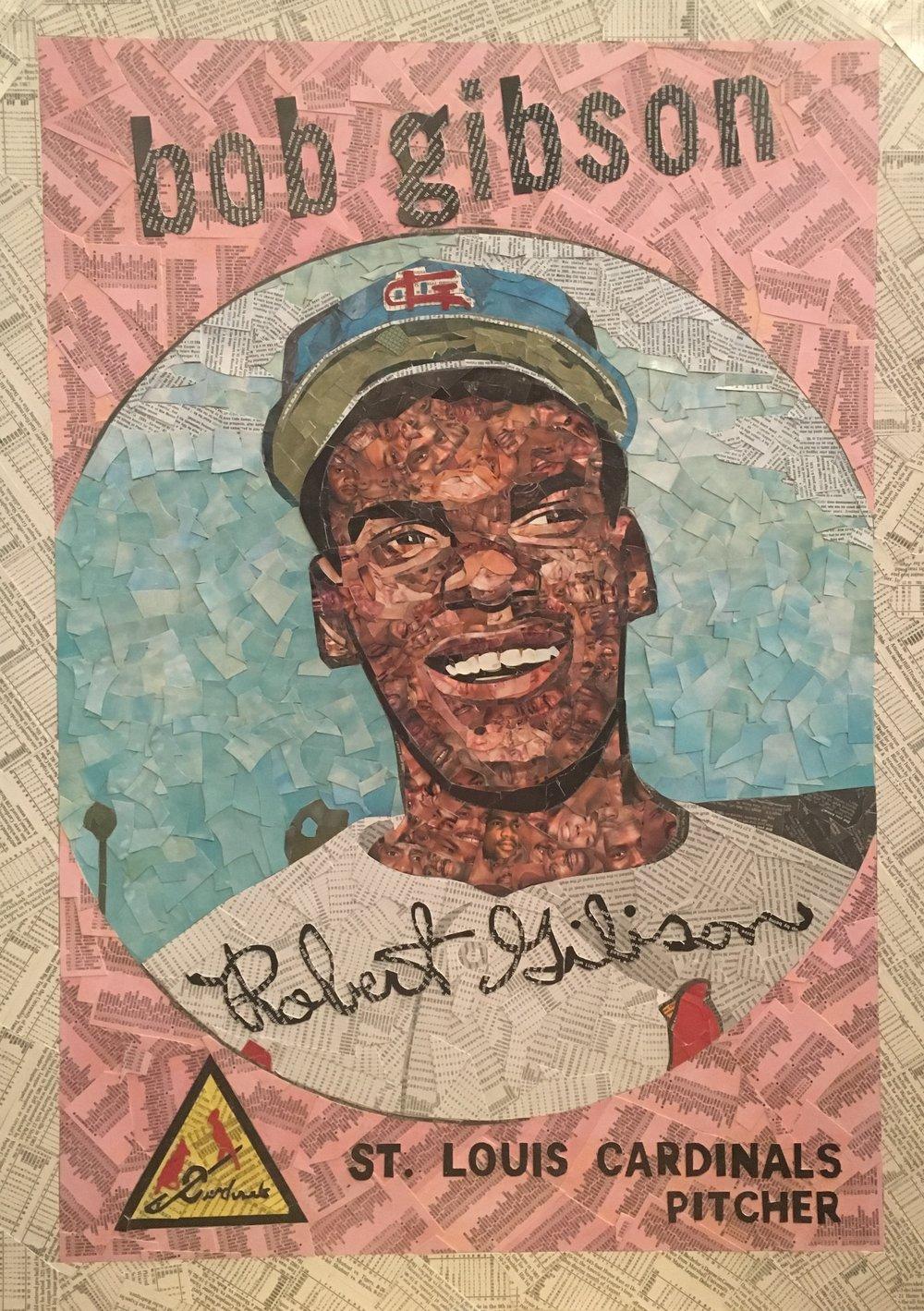 1959 Topps Bob Gibson RC