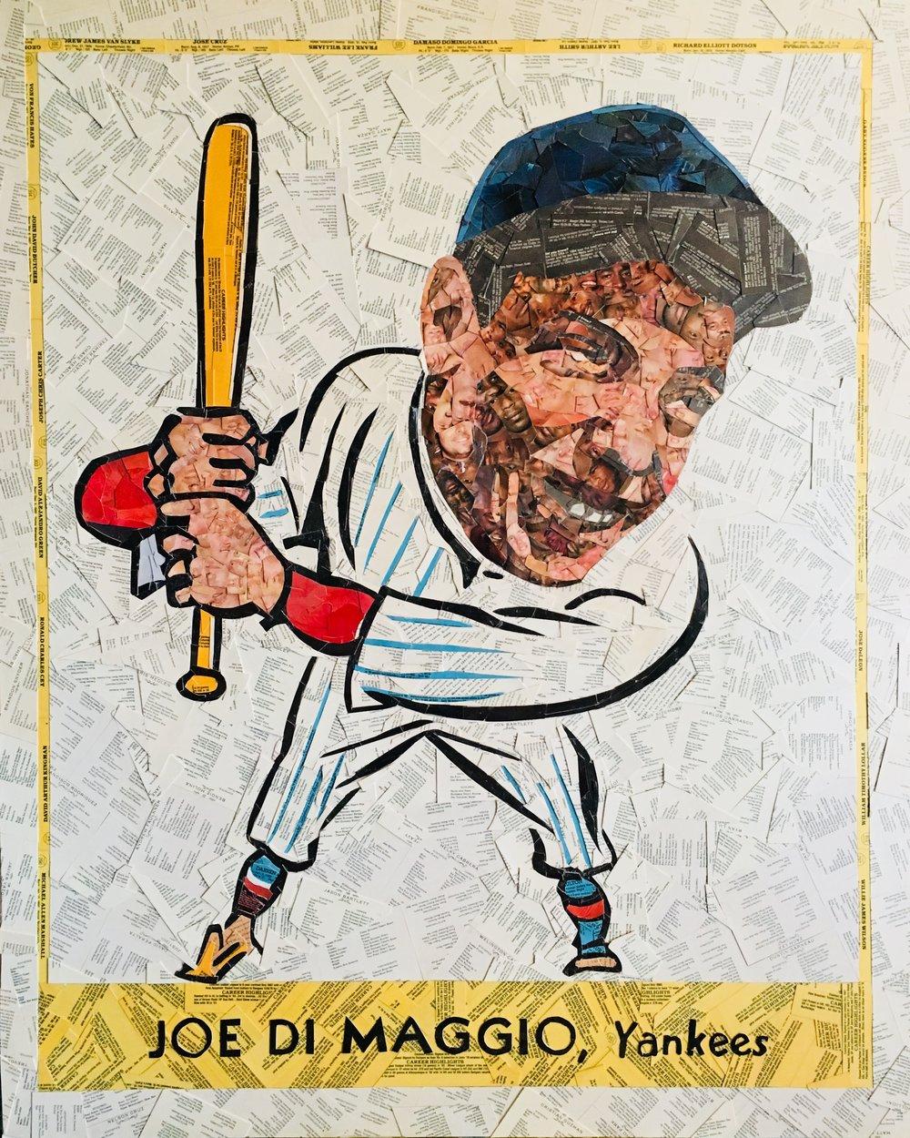 1938 Goudey Joe DiMaggio