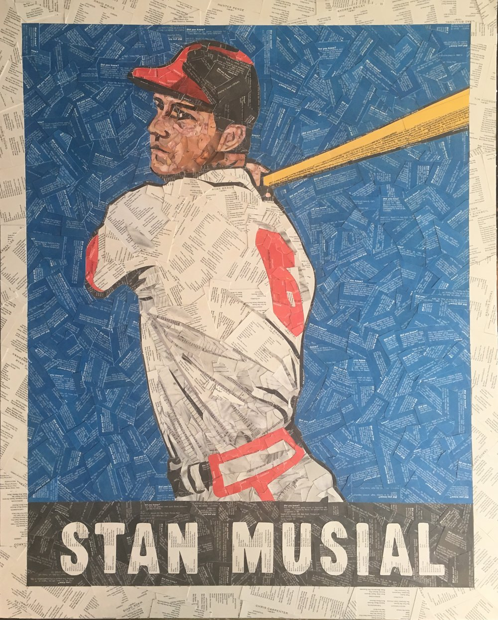 1948 Leaf Stan Musial RC