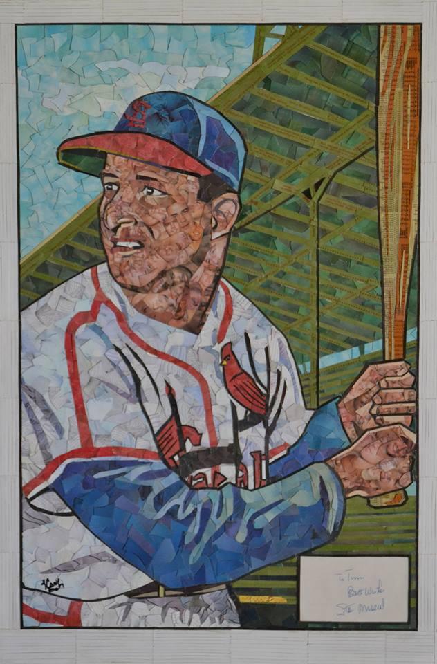 1952 Bowman Stan Musial