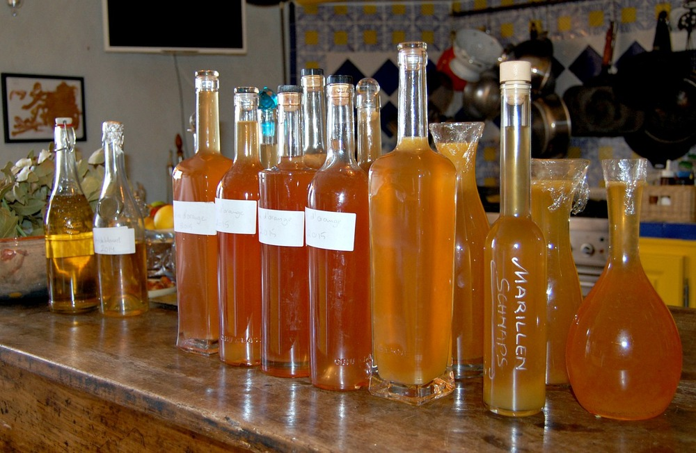 Vin d'orange a la Lene