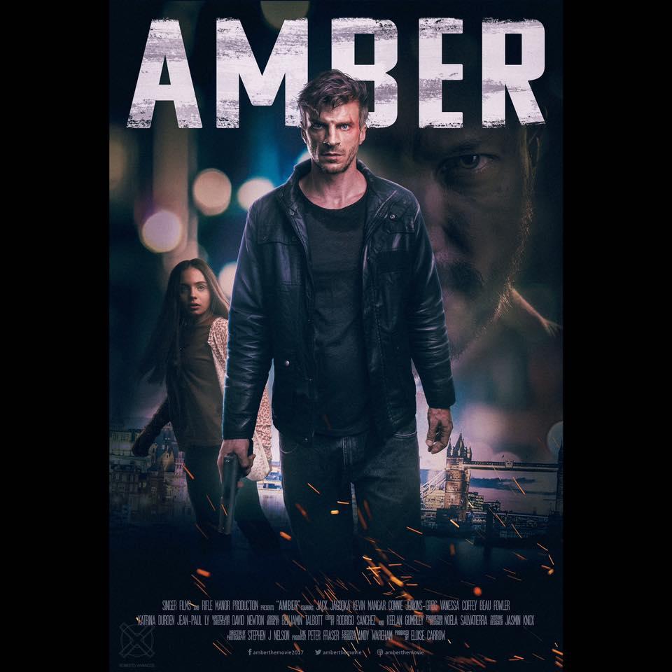 Amber Film Poster