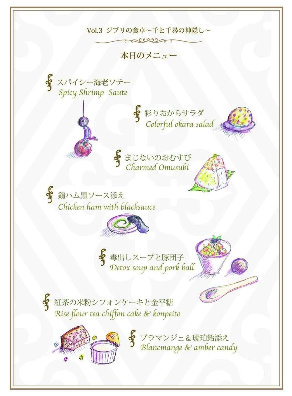 千と千尋フードメニューイラスト解説つき .jpg