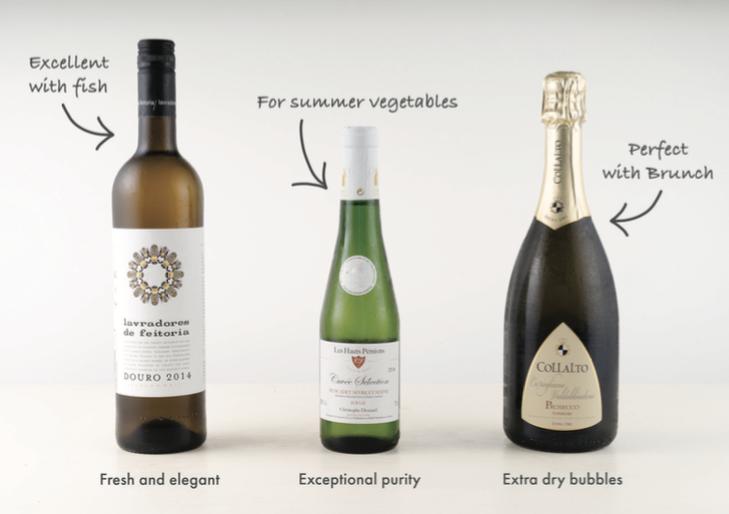 EatFirst White Wines