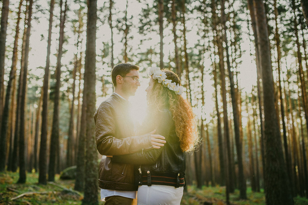 Lovession   Sesion en bosque