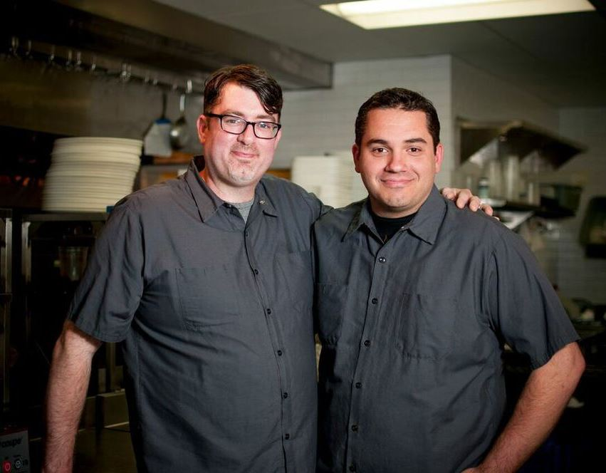 Southbound Partners Chef Lee Gregory & Chef Joe Sparatta