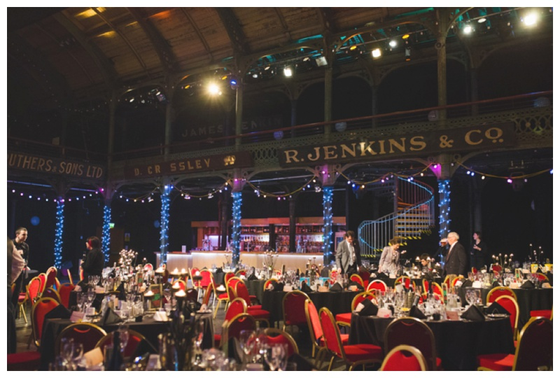 Old Fruitmarket Wedding