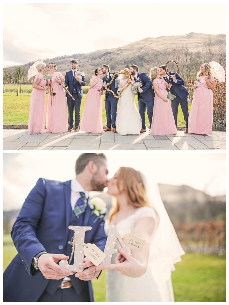 Loch Lomond Arms Wedding