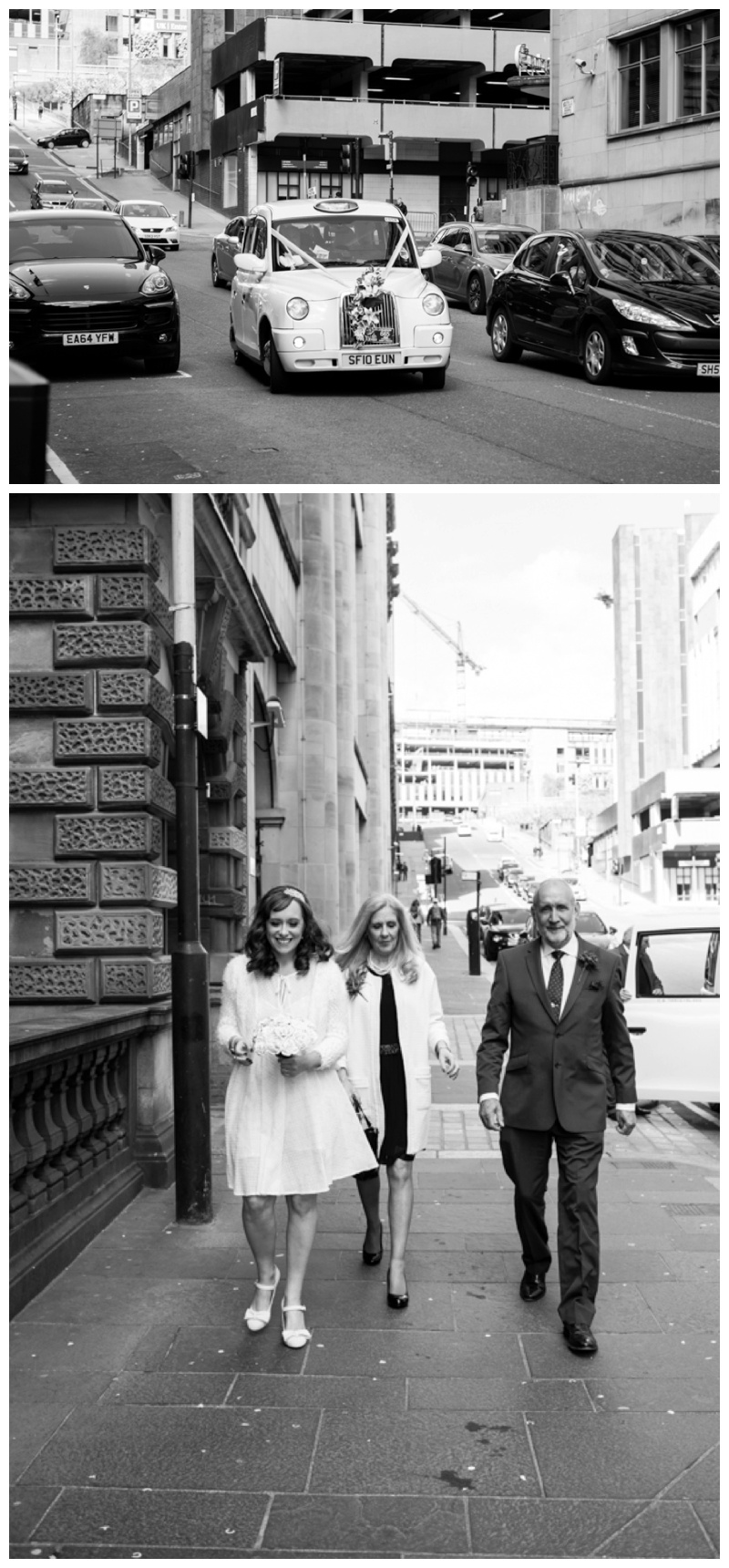 West End Glasgow Wedding