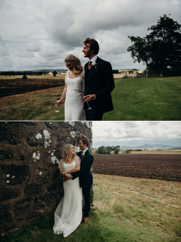 barn at barra castle rustic wedding 9 maids-114.jpg