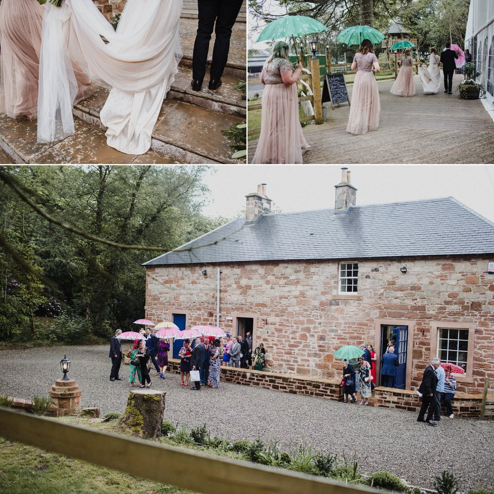 Boswell's Coach House Cumnock - Rustic Romantic wedding-62.jpg